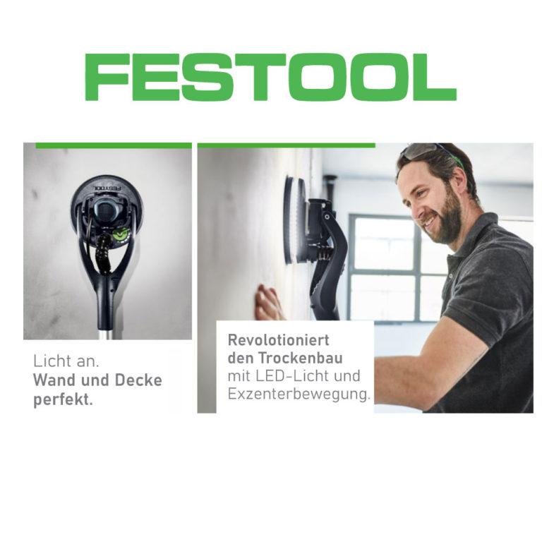 Festool-Werbung