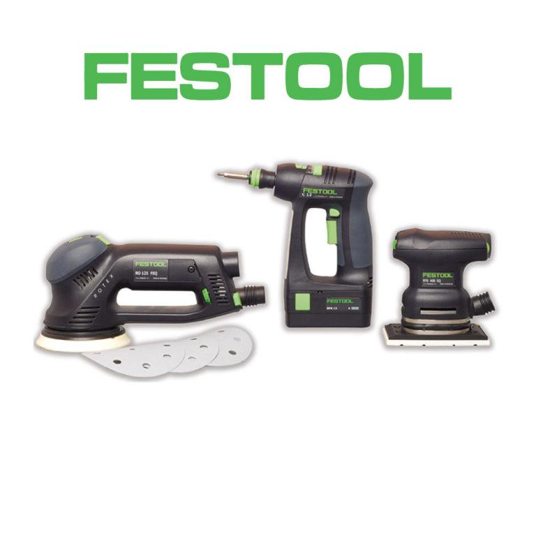 Festool-Werkzeug