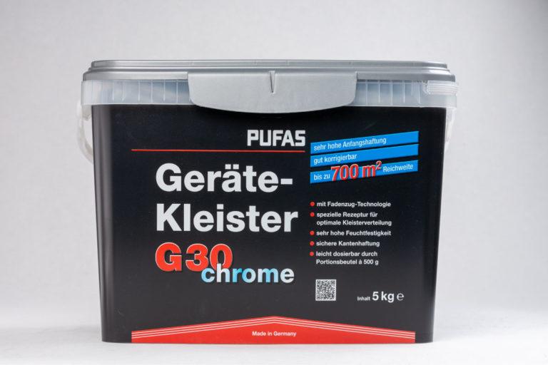 Pufas-Geraetekleister-G30-chrome